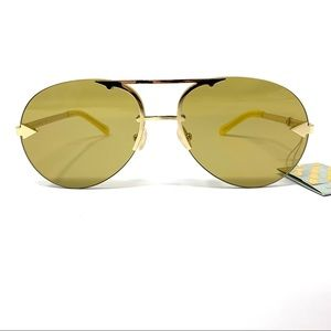 Karen Walker Love Hangove Aviator Sunglasses C156